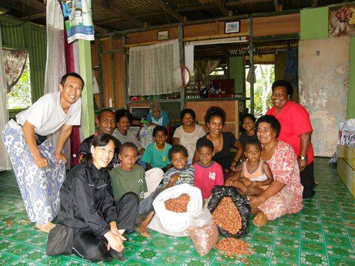 Fijiana Cacao farming families
